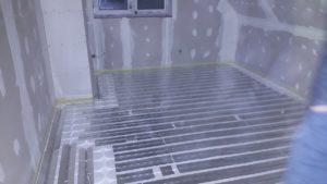 ogrzewanie podłogowe na prąd